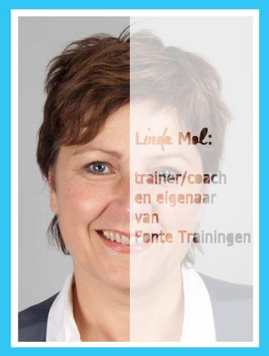 Linda Mol trainer-coach-en eigenaar van fonte-trainingen